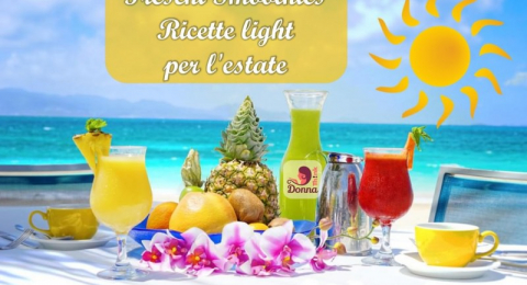 Freschi Smoothies 10 Ricette light per l'estate